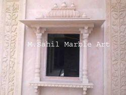 Handcrafted Jharokha