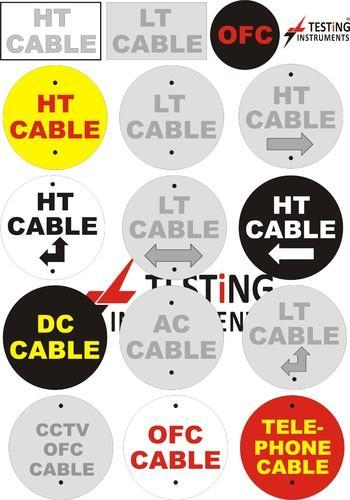 Cable Route Marker Route Marker Manufacturer From Surat