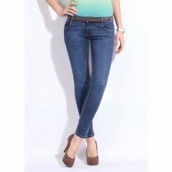 Blue Ladies Jeans