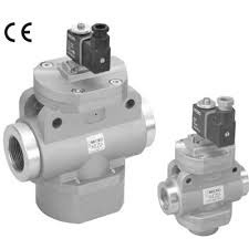 High Flow Poppet Solenoid Valve