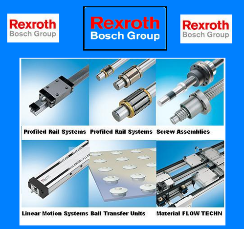 Rexroth Linear Motion - View Specifications & Details of Linear