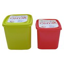 ONYXX Food Storage Containers, Capacity: 500 and 850 mL