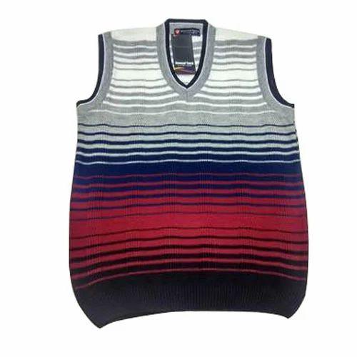 f8c7e7aa9 Mens Half Sleeve Sweater