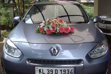 Decoration services wedding stage and hall decoration service car decoration get best quote junglespirit Image collections