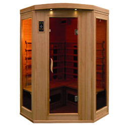 Far Infrared Sauna Room - 3 Persons