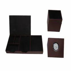 Leather Desk Accessory