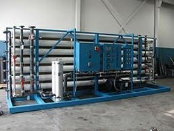 Reverse Osmosis Equipments