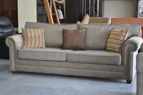 Trendy Leather Sofa