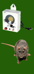 Rat and Rodent Repellent Machine