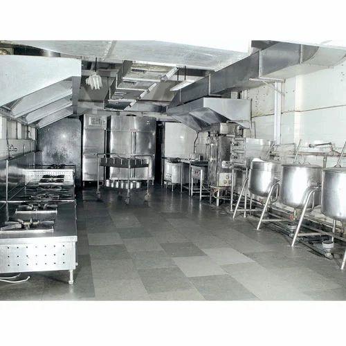 Raunak Kitchen Center Kitchen