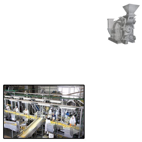 Pulverizer Machine For Food Industry