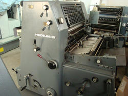 Used Heidelberg Offset Printing Machines