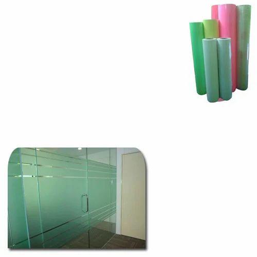 Glass Sticker Roll For Glass Door Naitri Enterprise Surat Id