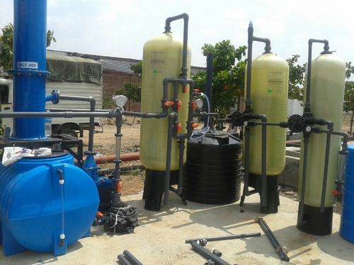 2000 m3/hour Raw Water DM Plant - Ion Exchange