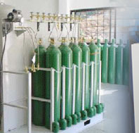 vacuum insulated gas cylinders