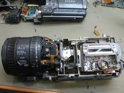 Video Camera Repairing Services, Depend On Coustmer