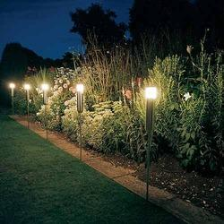 solar garden lights in jaipur स लर ग र डन ल इट