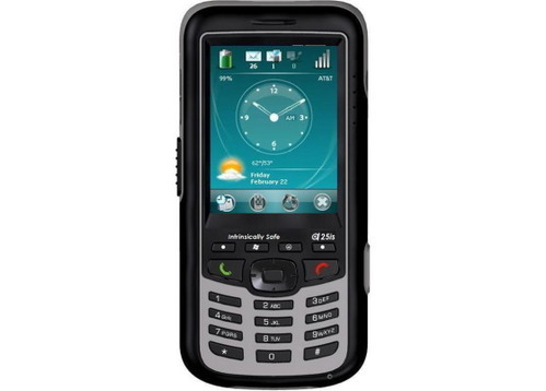 Mobile Phones - Intrinsically Safe Mobile Phones Authorized