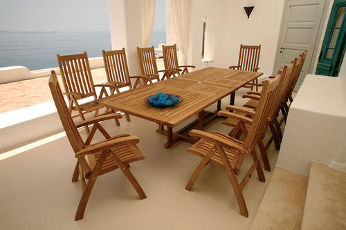 Superbe Teak Wood Dining Table