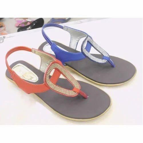 ce58f25145c6f Ladies Sandals - Designer Ladies Sandals Manufacturer from New Delhi