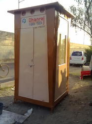Prefabricated FRP Cabin