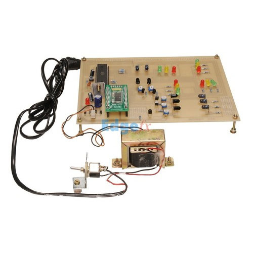 Density Based Auto Traffic Signal Control at Rs 8999 | Himayath ...