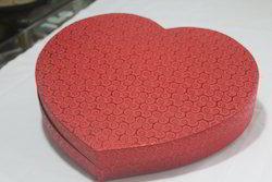 Heart Shape Handmade Gift Box