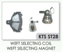 Smit Weft Selecting Coil Weft Selecting Magnet