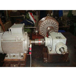 Custom, As Equired Bevel Gearbox Test Rig, Upto 160 Kw, Packaging Type: Wooden Box Packing