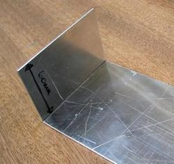 Aluminium Works Aluminum Sheet Bending Service Provider