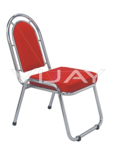 Red Banquet Chair  sc 1 st  IndiaMART & Red Banquet Chair Tent House Furniture - Vijay Steel Industries ...
