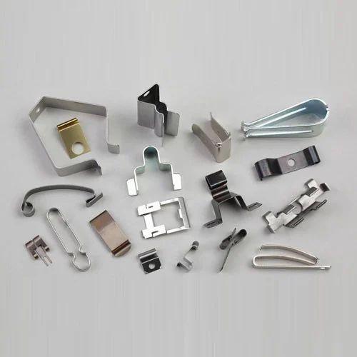 Metal Spring Clip Manufacturer From Hyderabad