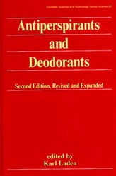 Antiperspirants and Deodorants , 2nd Ed.