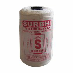 Bag Closing Cotton Thread