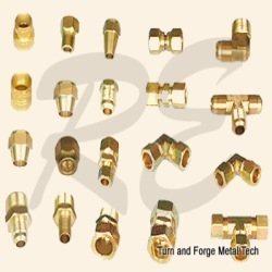 Brass Flare Fitting