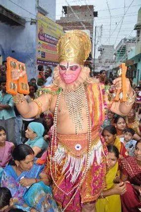 hanuman ji jagran bhakti events in sahuwan bijnor deep musical