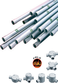 Electrical Pipes u0026 Fittings  sc 1 st  IndiaMART & Electrical Pipes u0026 Fittings Pipes Fittings | Mvp Colony ...