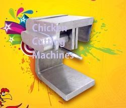 Chicken And Duck Cutting Machine