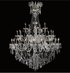 Crystal Chandelier Georgia