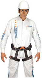 Safety Belt Sit Harness Life Gear LGR-501