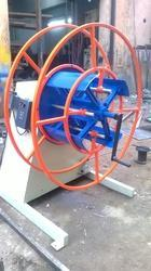 Motorized De-Coiler Machine