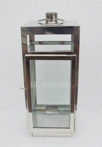 Stainless Steel Lantern - View Specifications & Details of Candle