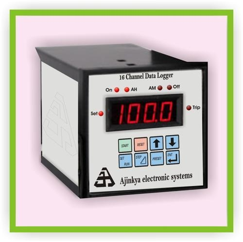 32 Channel Data Logger - View Specifications & Details of Data ...