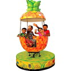 Pine Apple Merry Go Round Amusement Ride