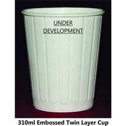 Embossed Paper Cups