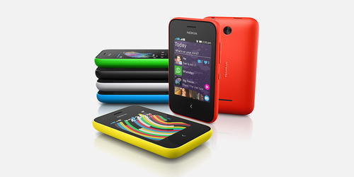 Nokia Asha Device - Nokia Asha 230 Dual Sim Wholesaler from