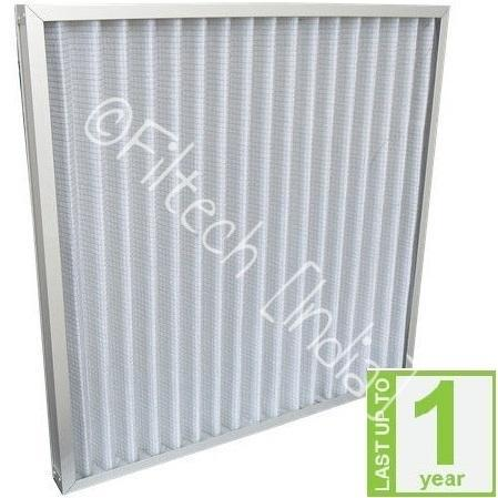 Pre Filters Pleated Panel Manufacturer From Kolkata