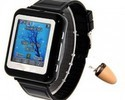 Wrist Watch With Mobile Phone