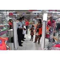Male Shopping Mall Security Services