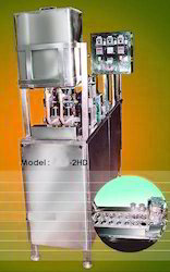Plastic Cup Filling -Sealing Machine